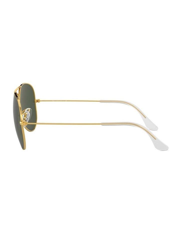 0RB3025 Aviator Large Metal 1062740004 Sunglasses image 4