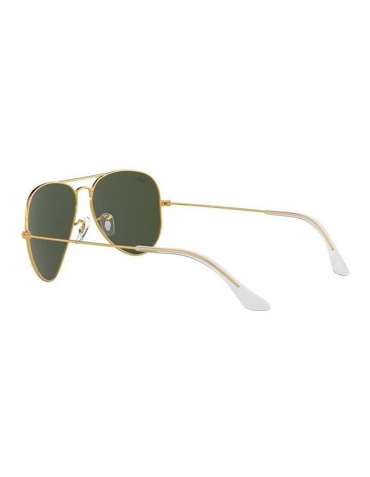 0RB3025 Aviator Large Metal 1062740004 Sunglasses image 5