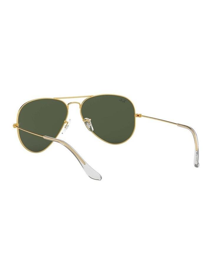 0RB3025 Aviator Large Metal 1062740004 Sunglasses image 6