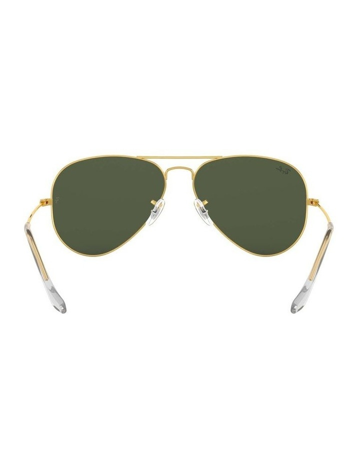 0RB3025 Aviator Large Metal 1062740004 Sunglasses image 7