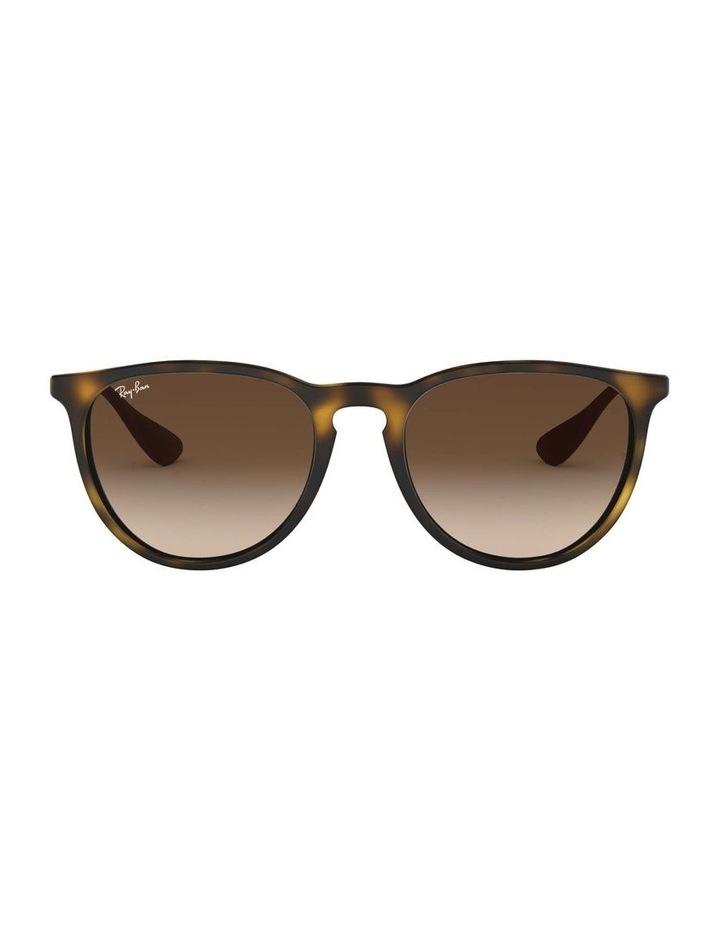 Erika Havana Keyhole Bridge Sunglasses 0RB4171 1098371004 image 2