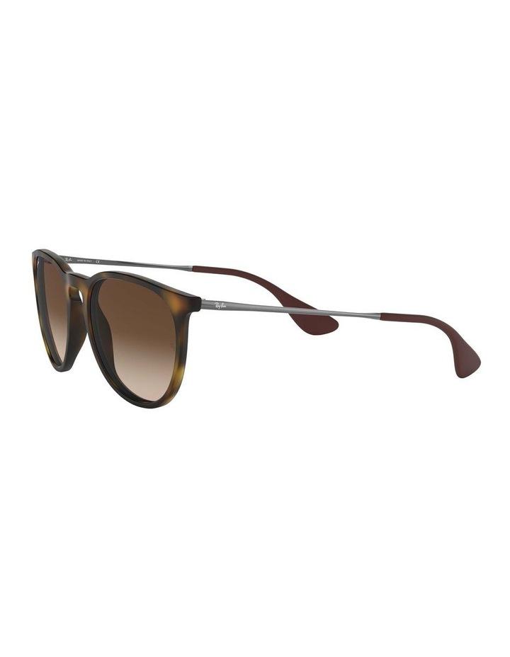 Erika Havana Keyhole Bridge Sunglasses 0RB4171 1098371004 image 3