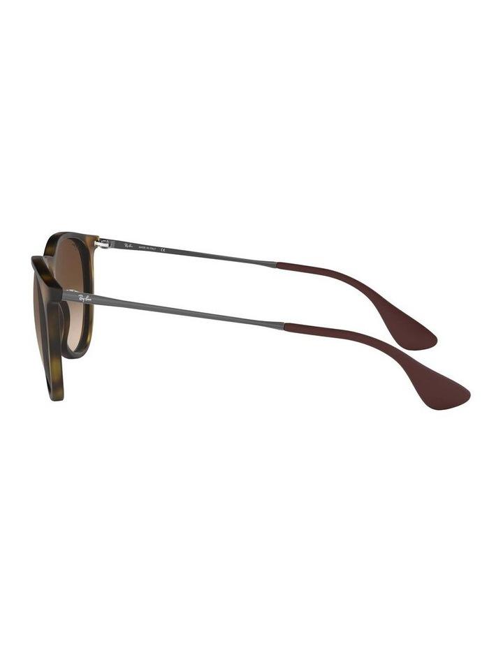 Erika Havana Keyhole Bridge Sunglasses 0RB4171 1098371004 image 4