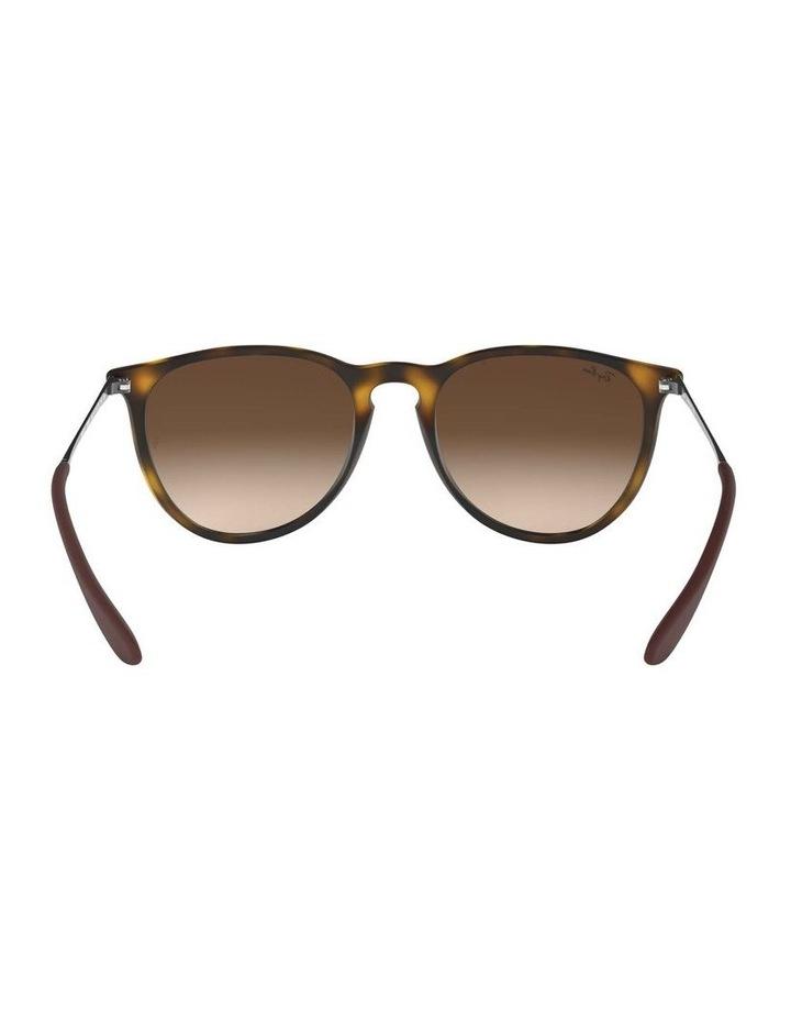 Erika Havana Keyhole Bridge Sunglasses 0RB4171 1098371004 image 7