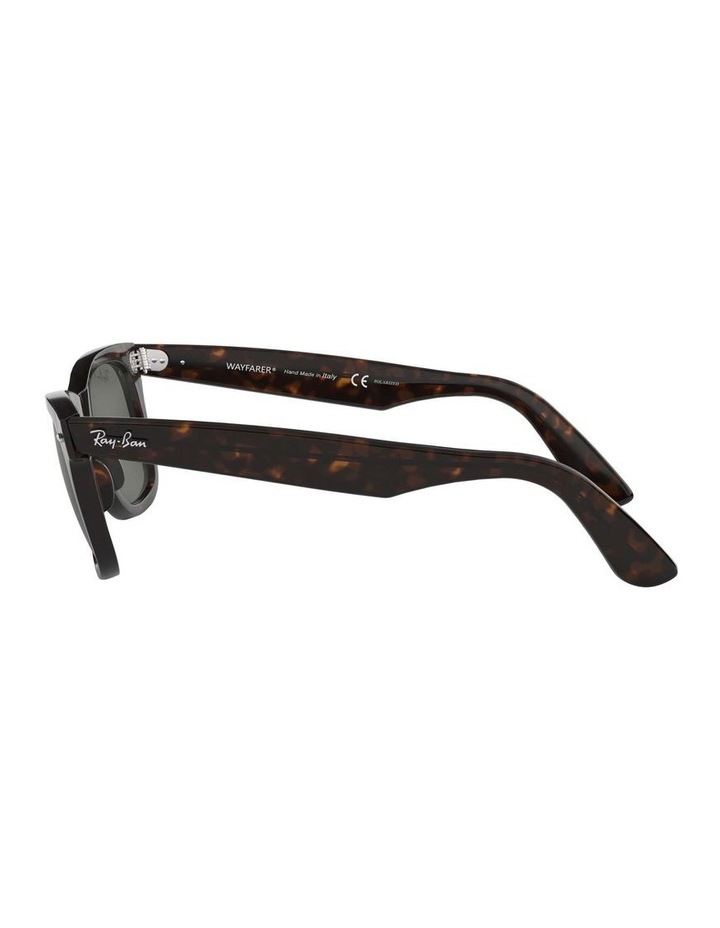 0RB2140 Wayfarer 1062728038 Polarised Sunglasses image 4