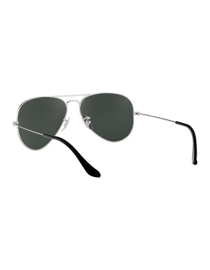 0RB3025 Aviator Large Metal 1062739018 Polarised Sunglasses image 6