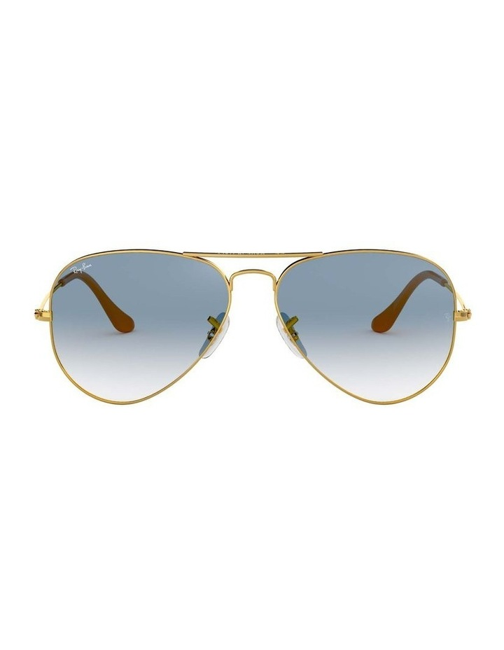 0RB3025 Aviator Large Metal 1062739073 Sunglasses image 2
