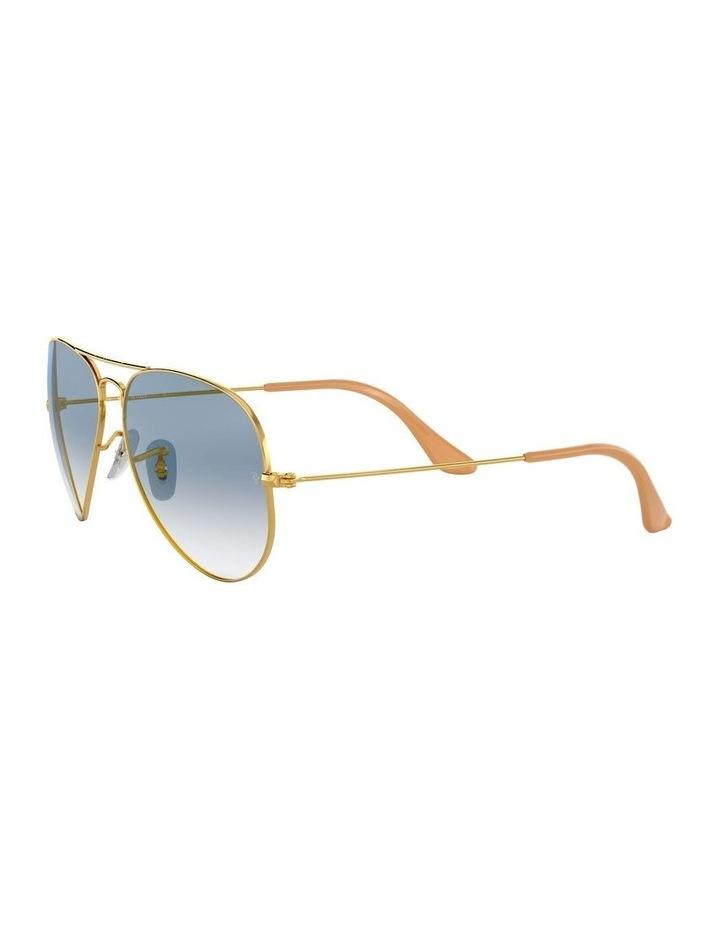 0RB3025 Aviator Large Metal 1062739073 Sunglasses image 3