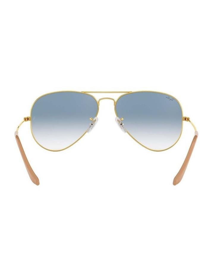 0RB3025 Aviator Large Metal 1062739073 Sunglasses image 7