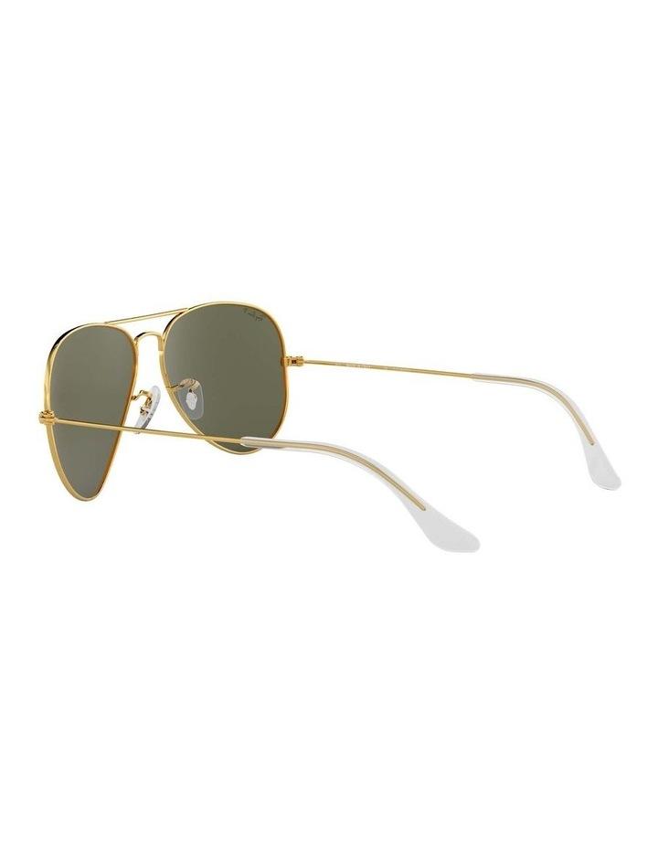 0RB3025 Aviator Large Metal 1062739023 Polarised Sunglasses image 5