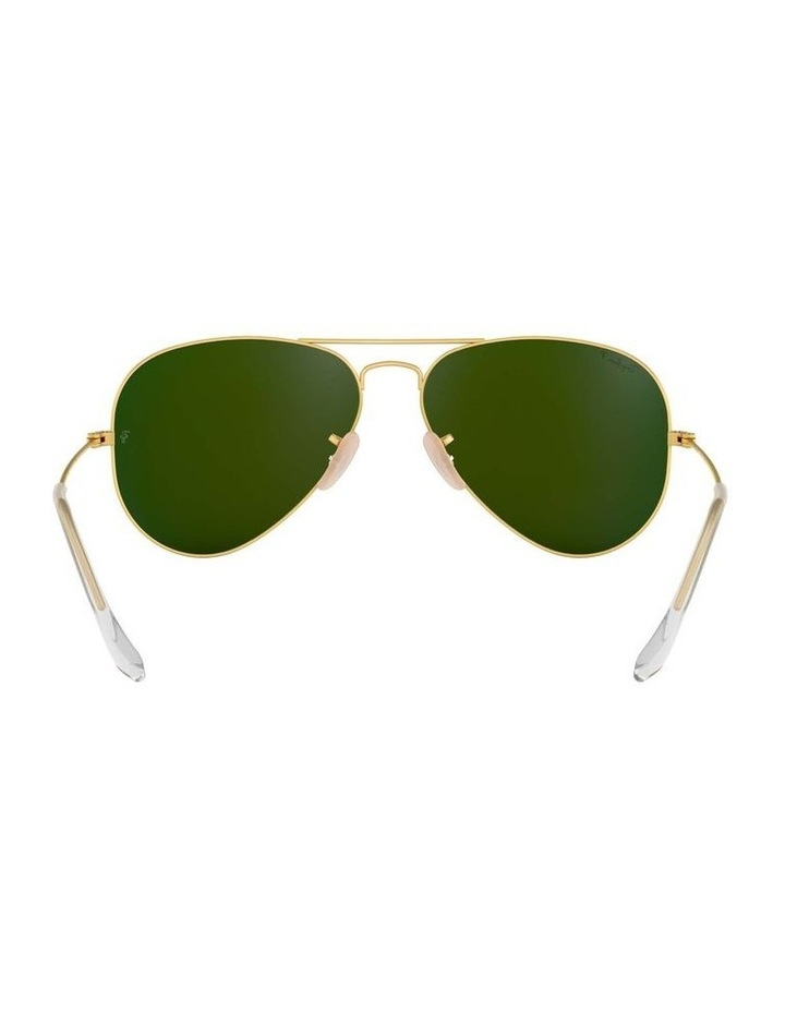 0RB3025 Aviator Classic 1062739094 Polarised Sunglasses image 7