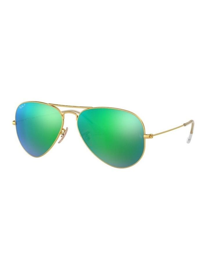 0RB3025 Aviator Large Metal 1062739095 Polarised Sunglasses image 1