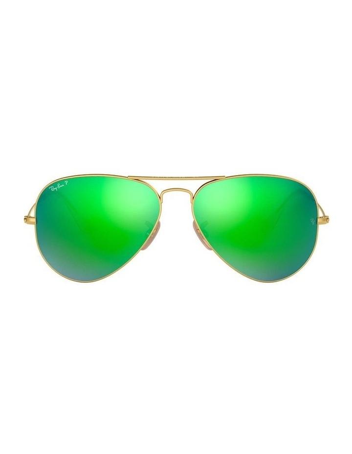 0RB3025 Aviator Large Metal 1062739095 Polarised Sunglasses image 2