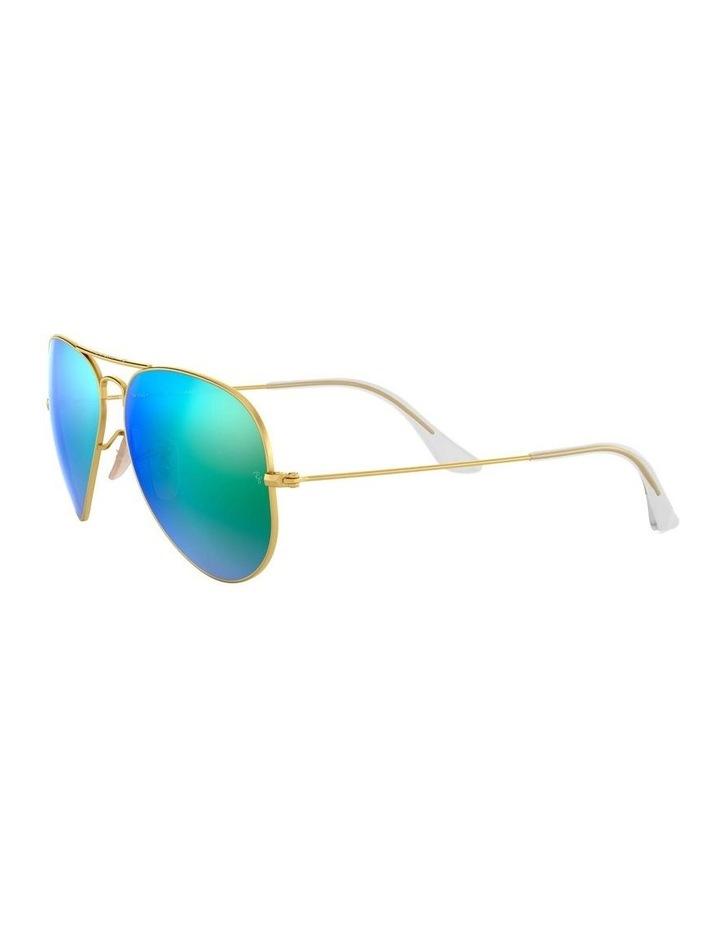 0RB3025 Aviator Large Metal 1062739095 Polarised Sunglasses image 3