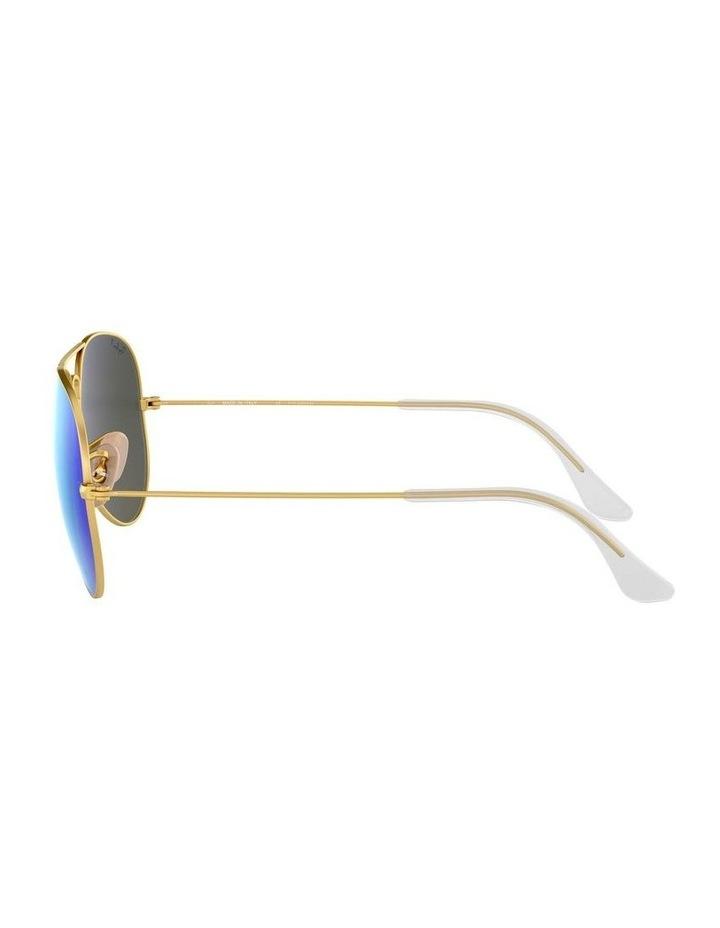 0RB3025 Aviator Large Metal 1062739095 Polarised Sunglasses image 4