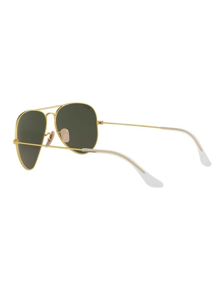 0RB3025 Aviator Large Metal 1062739095 Polarised Sunglasses image 5