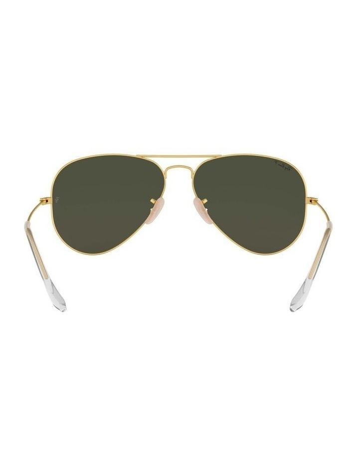 0RB3025 Aviator Large Metal 1062739095 Polarised Sunglasses image 7