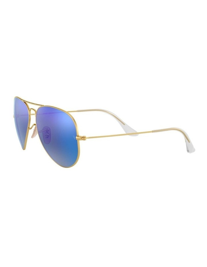 0RB3025 Aviator Large Metal 1130306002 Sunglasses image 3