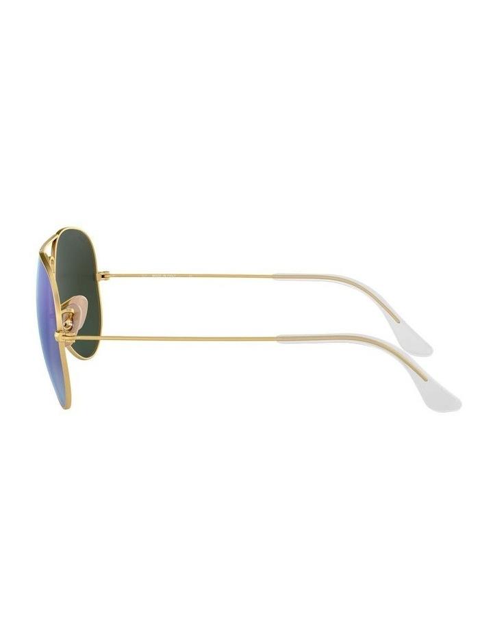 0RB3025 Aviator Large Metal 1130306002 Sunglasses image 4