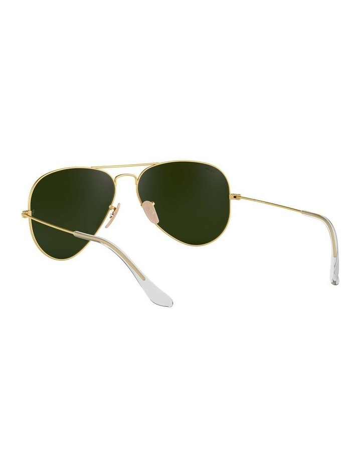 0RB3025 Aviator Large Metal 1130306002 Sunglasses image 6