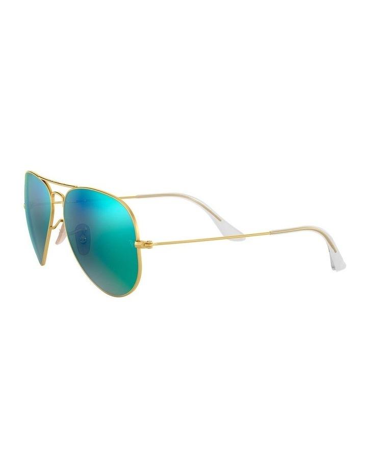 0RB3025 Aviator Large Metal 1130306003 Sunglasses image 3