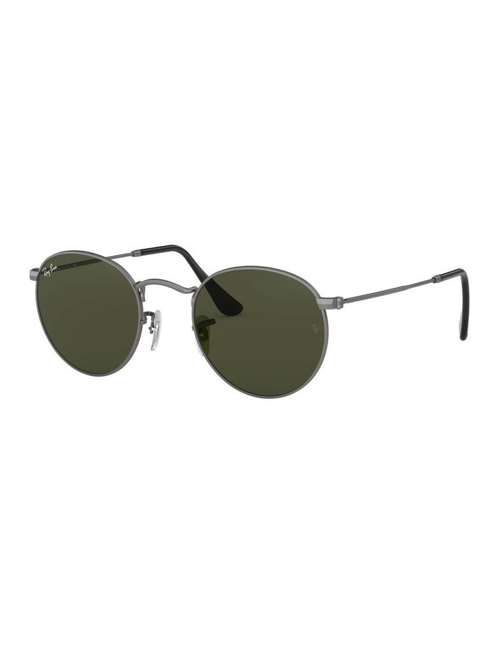 0RB3447 Round Metal 1091187001 Sunglasses image 1