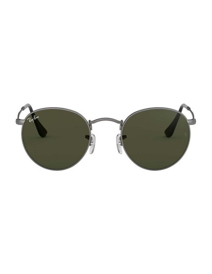 0RB3447 Round Metal 1091187001 Sunglasses image 2