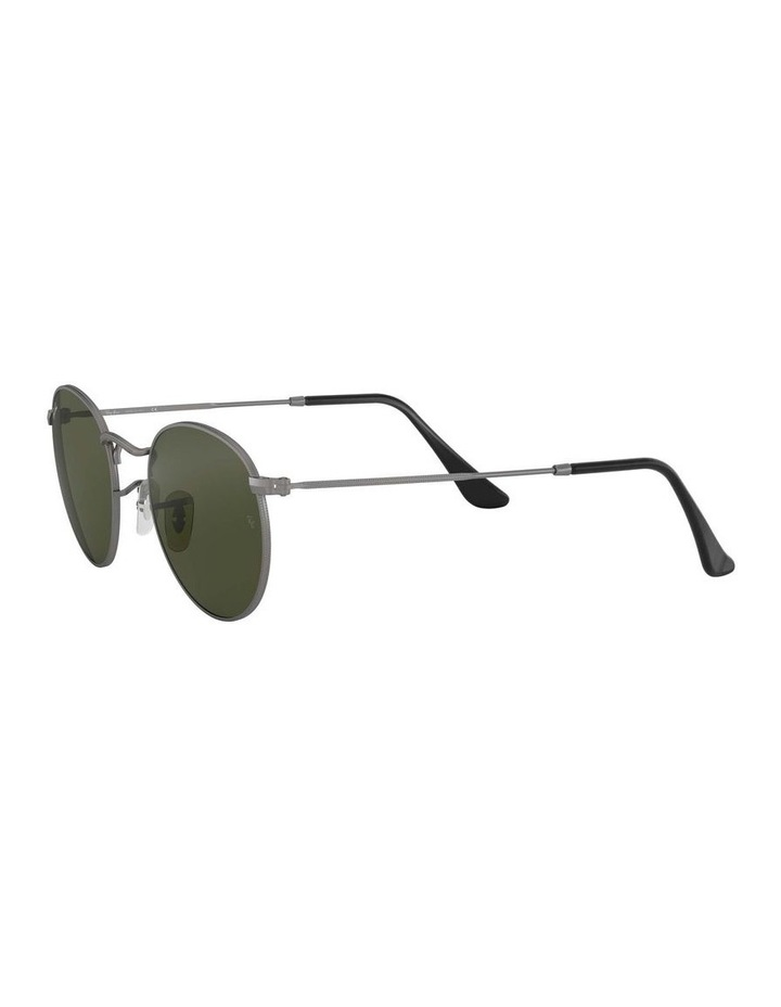 0RB3447 Round Metal 1091187001 Sunglasses image 3