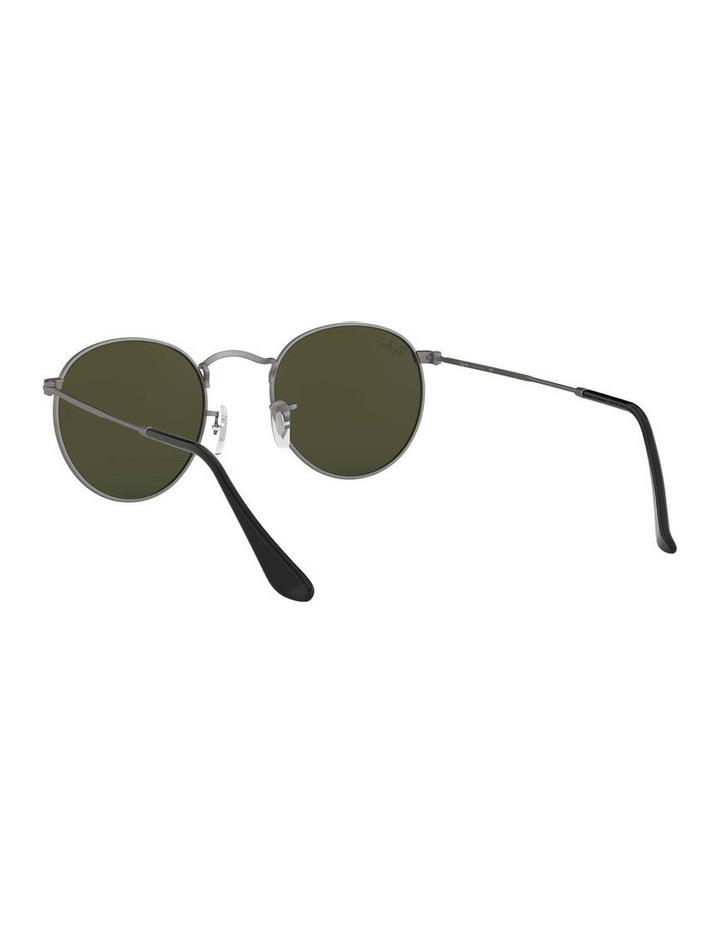 0RB3447 Round Metal 1091187001 Sunglasses image 6