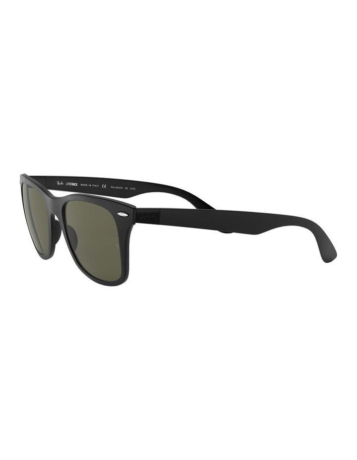 0RB4195 Wayfarer Liteforce 1133650001 Polarised Sunglasses image 3