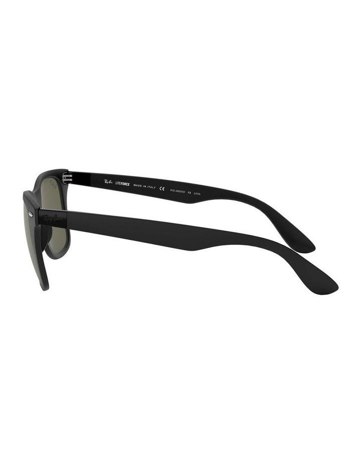 0RB4195 Wayfarer Liteforce 1133650001 Polarised Sunglasses image 4