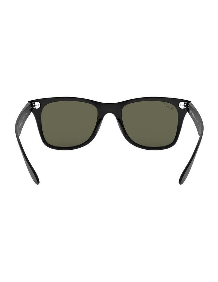 0RB4195 Wayfarer Liteforce 1133650001 Polarised Sunglasses image 7