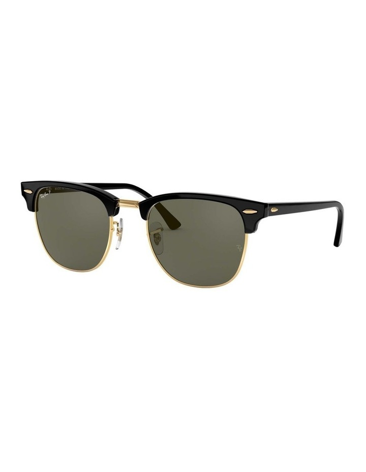 0RB3016 Clubmaster 1062735011 Polarised Sunglasses image 1