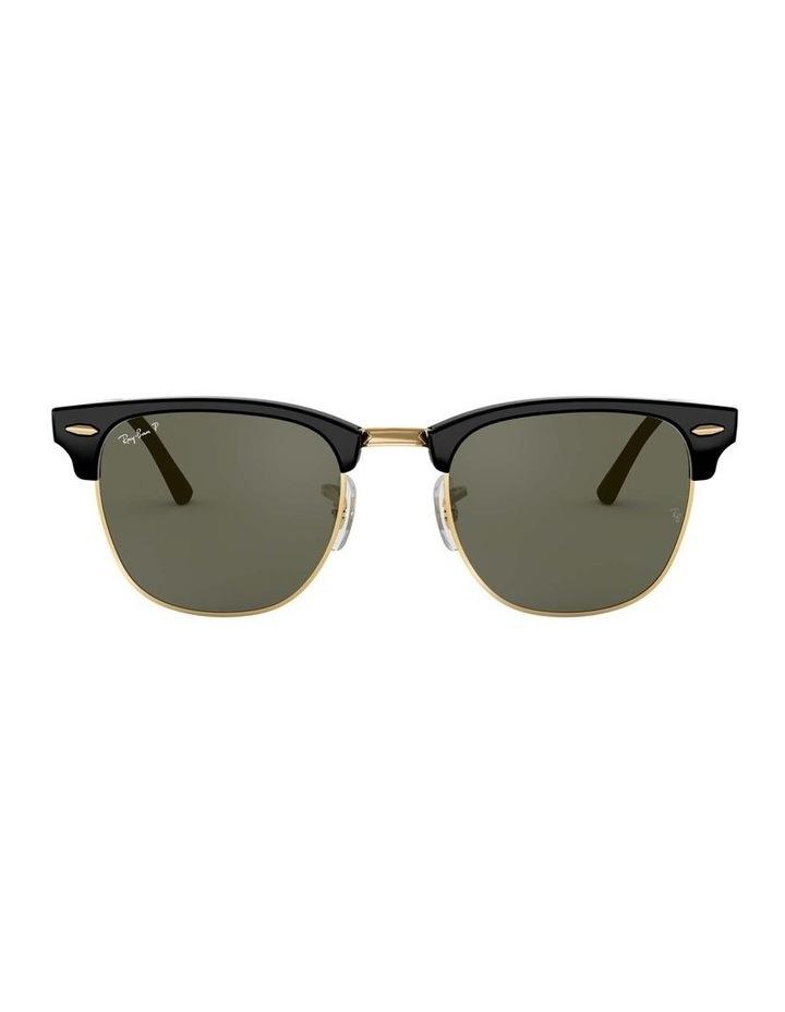 0RB3016 Clubmaster 1062735011 Polarised Sunglasses image 2