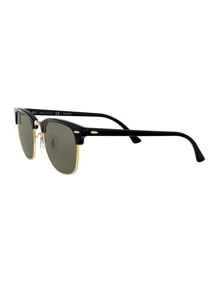 0RB3016 Clubmaster 1062735011 Polarised Sunglasses image 3
