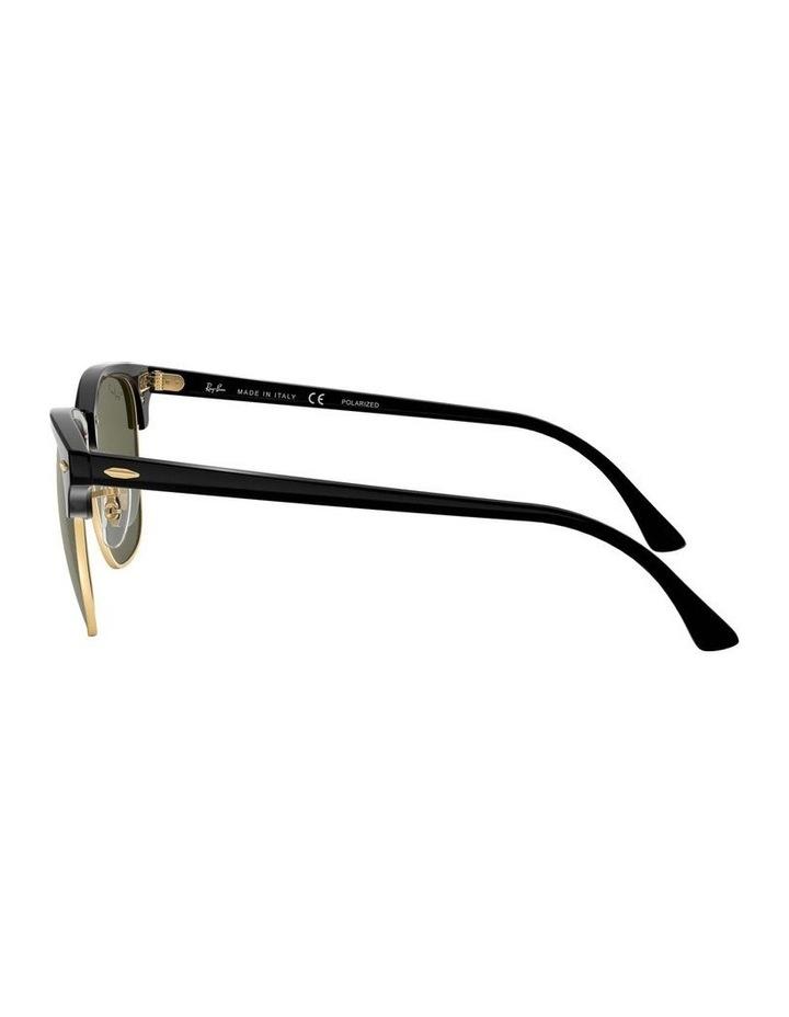 0RB3016 Clubmaster 1062735011 Polarised Sunglasses image 4