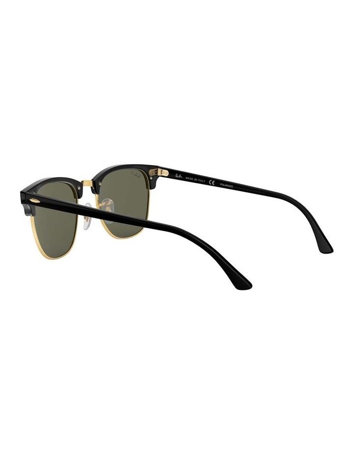 0RB3016 Clubmaster 1062735011 Polarised Sunglasses image 5