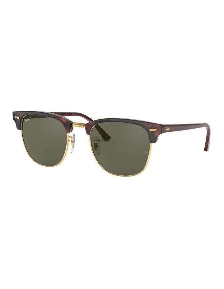 0RB3016 Clubmaster 1062735012 Polarised Sunglasses image 1