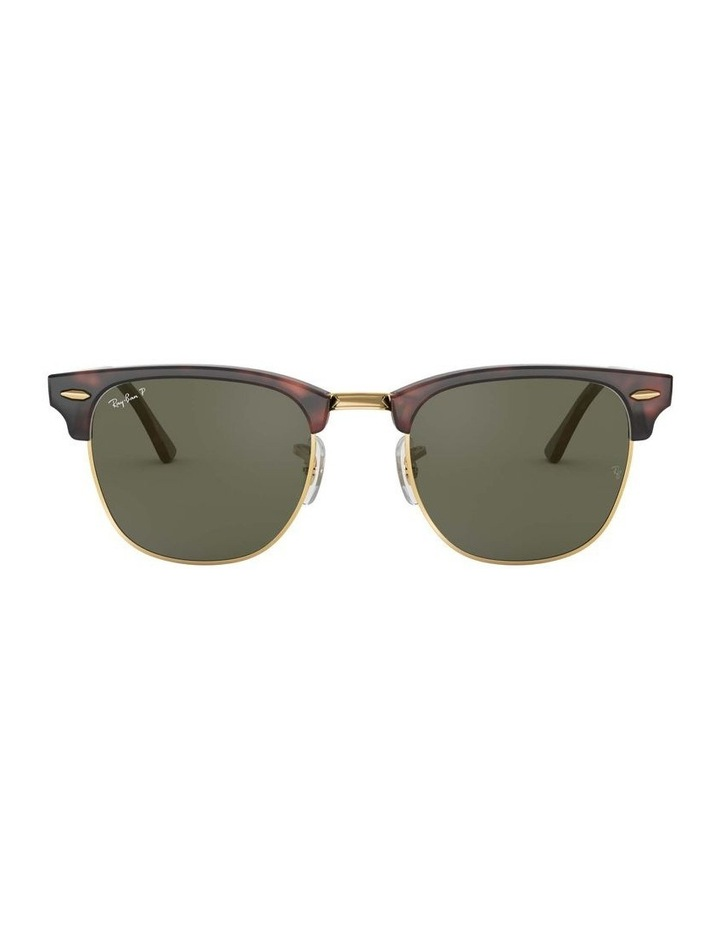0RB3016 Clubmaster 1062735012 Polarised Sunglasses image 2