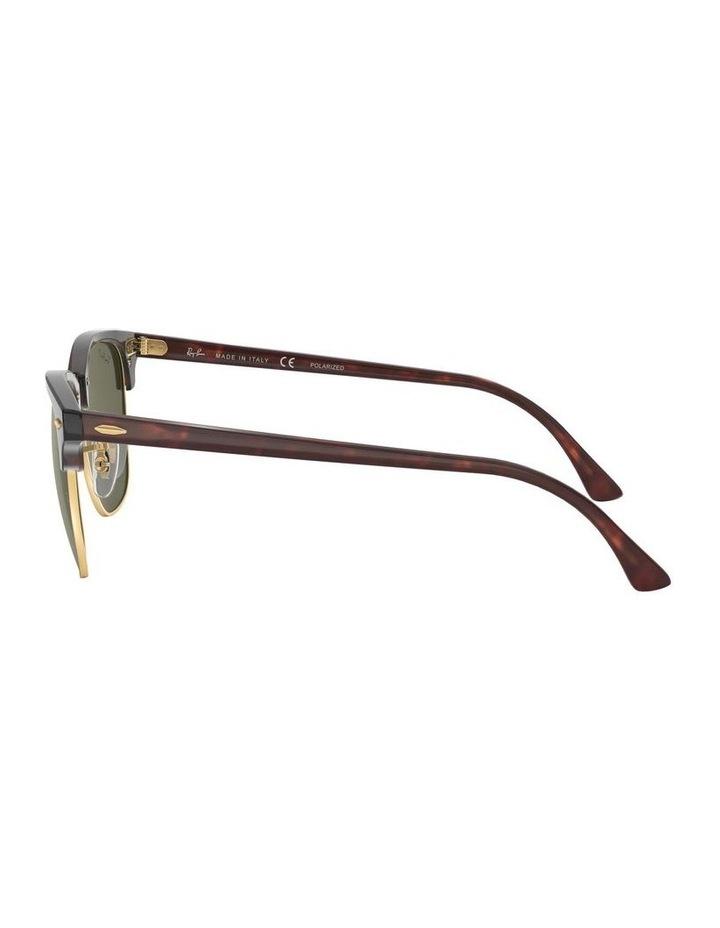 0RB3016 Clubmaster 1062735012 Polarised Sunglasses image 4