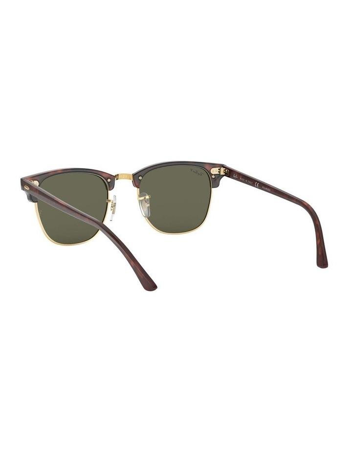0RB3016 Clubmaster 1062735012 Polarised Sunglasses image 6