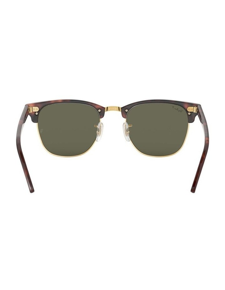 0RB3016 Clubmaster 1062735012 Polarised Sunglasses image 7