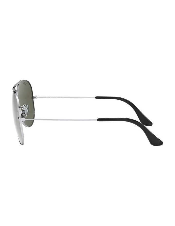 0RB3025 Aviator Large Metal 1062738003 Sunglasses image 4