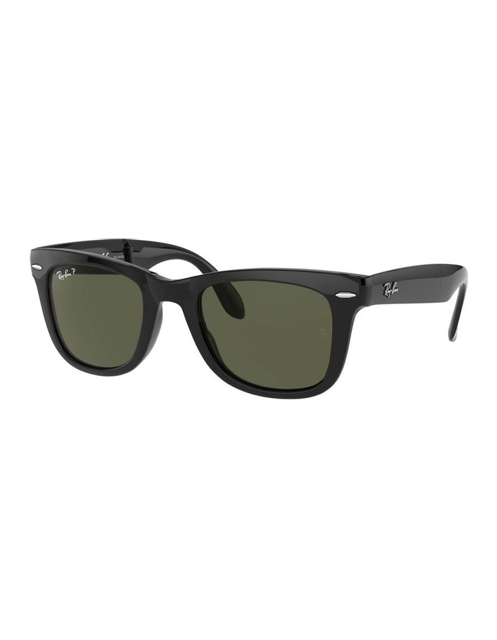 0RB4105 Folding Wayfarer 1062968003 Polarised Sunglasses image 1