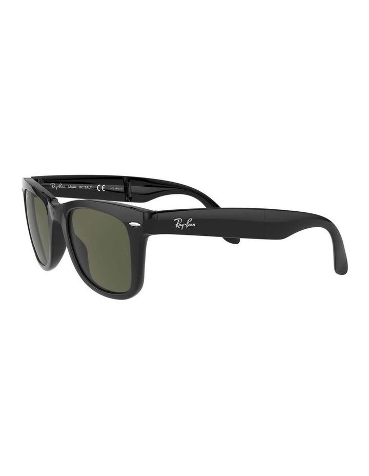 0RB4105 Folding Wayfarer 1062968003 Polarised Sunglasses image 3