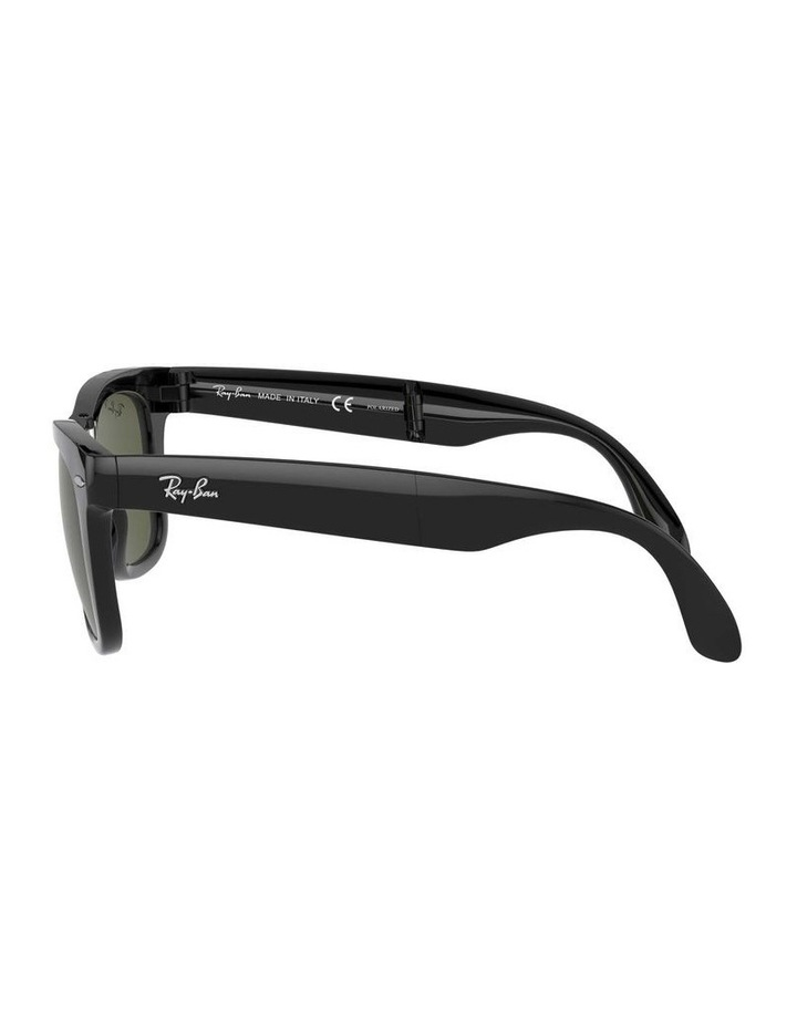 0RB4105 Folding Wayfarer 1062968003 Polarised Sunglasses image 4