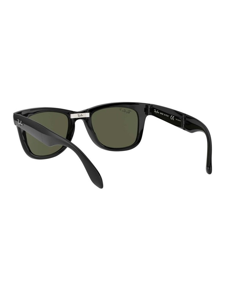 0RB4105 Folding Wayfarer 1062968003 Polarised Sunglasses image 6