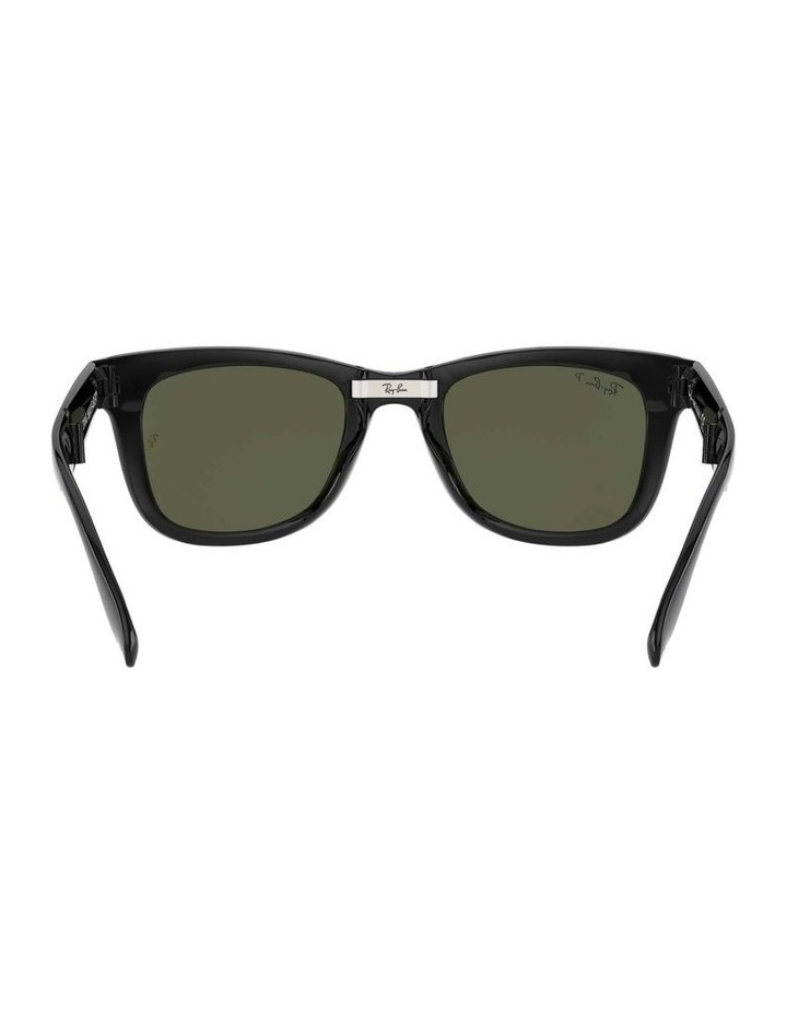 0RB4105 Folding Wayfarer 1062968003 Polarised Sunglasses image 7