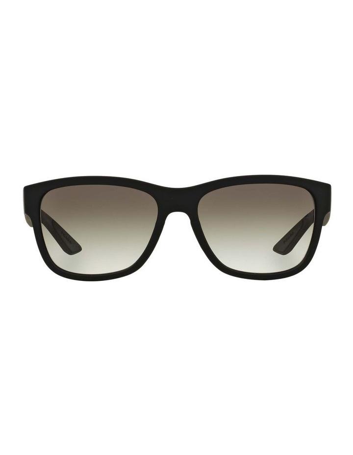 Black 0PS 03QS Sunglasses image 2