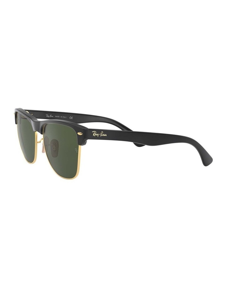 0RB4175 Clubmaster Oversized 1099695005 Sunglasses image 3